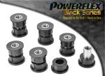 Subaru Forester SF (1997-2002) Powerflex Black Rear Tie Bar Bushes PFR69-110BLK